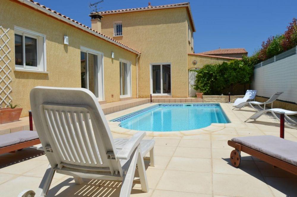 Saint Cyprien (66) - Village - Villa individuelle