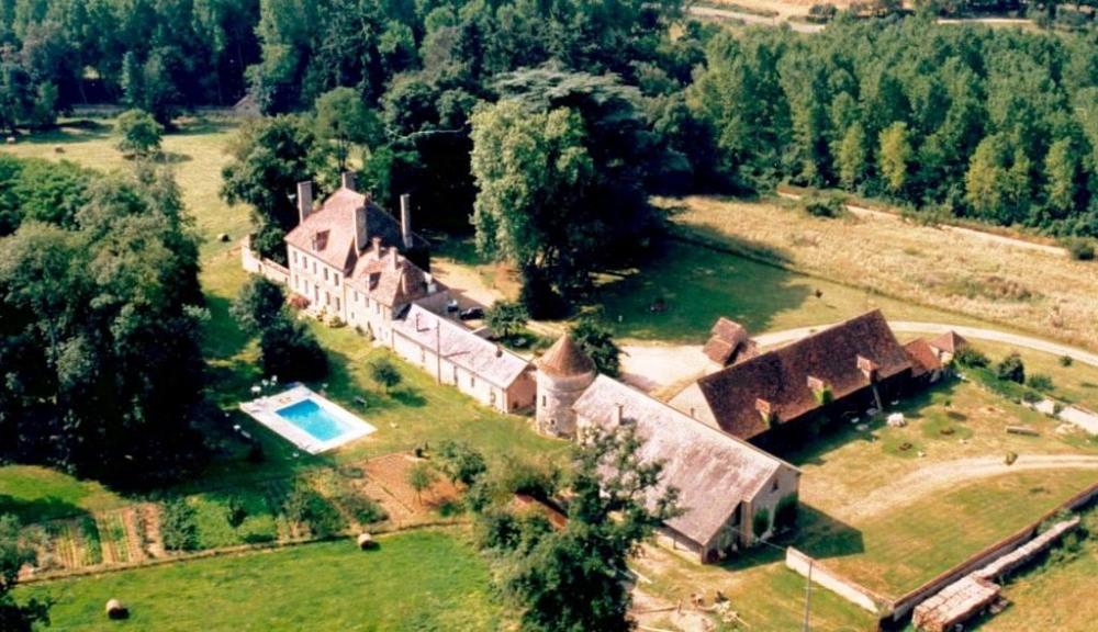 Location vacances Vereaux -  Gite - 7 personnes - Barbecue - Photo N° 1