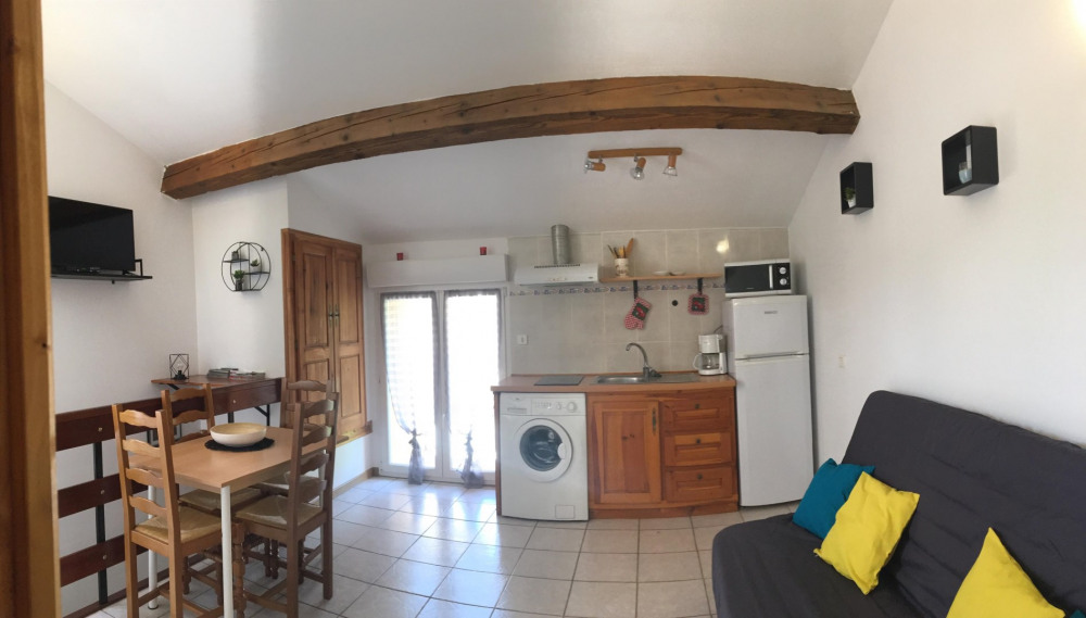 Location vacances Reynès -  Appartement - 4 personnes - Barbecue - Photo N° 1
