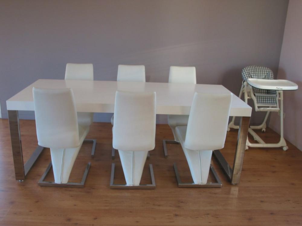 Séjour salle à manger - Table 8/10 personnes