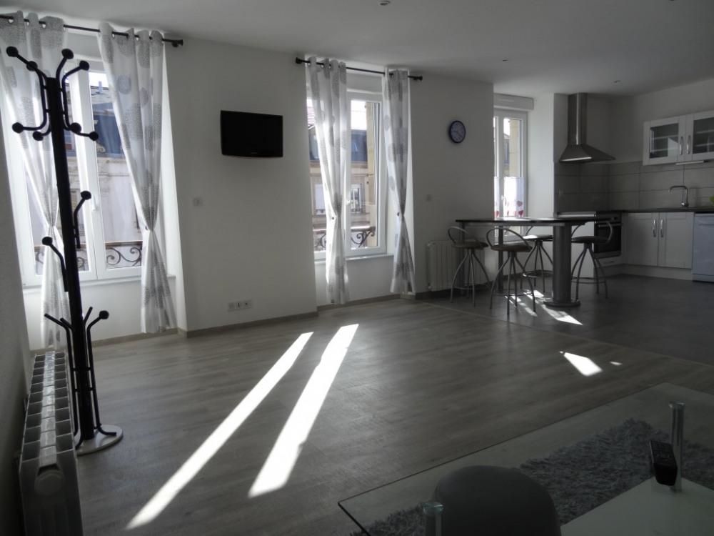 Appartement Luxeuil Les Bains Pour 2 Personnes