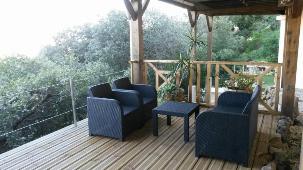 Location vacances Porto-Vecchio -  Appartement - 4 personnes - Barbecue - Photo N° 1