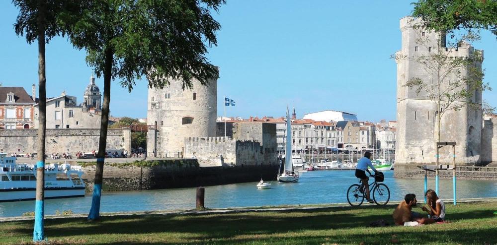 Location vacances La Rochelle -  Maison - 5 personnes - Barbecue - Photo N° 1