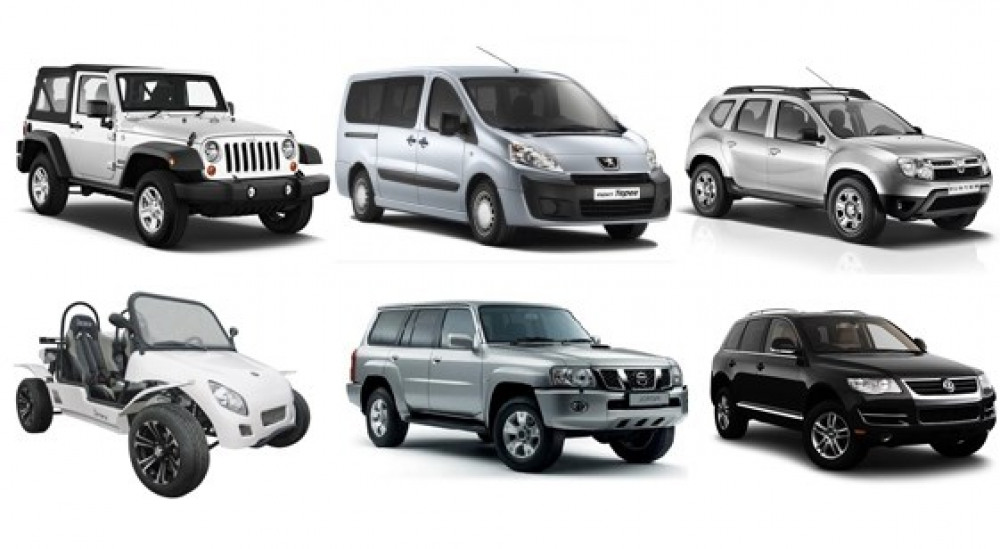 Flotte Corse Voiture location minibus, jeep wrangler, 4x4
