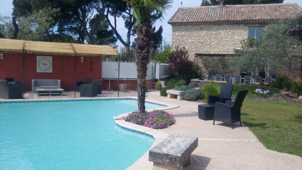 Holiday rentals Carpentras - Cottage - 15 persons - BBQ - Photo N° 1