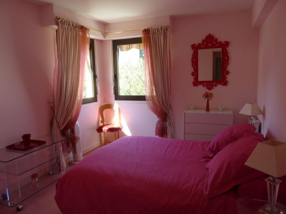 Chambre rose