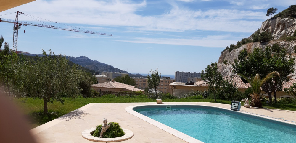 Location vacances Marseille -  Appartement - 2 personnes - Barbecue - Photo N° 1