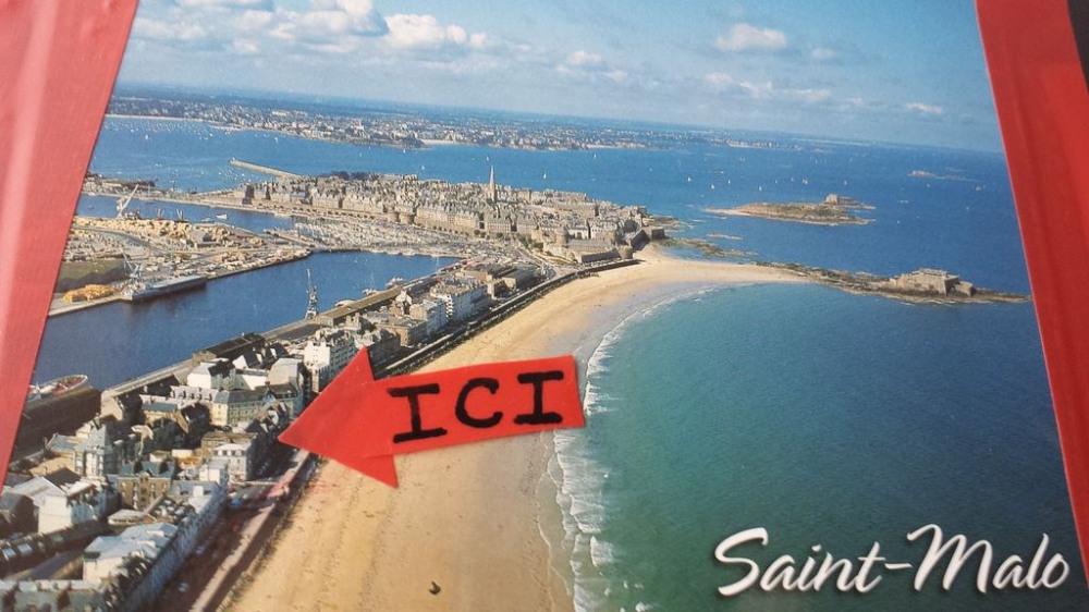 Alquileres de vacaciones Saint-Malo - Apartamento - 6 personas - Aspirador - Foto N° 1