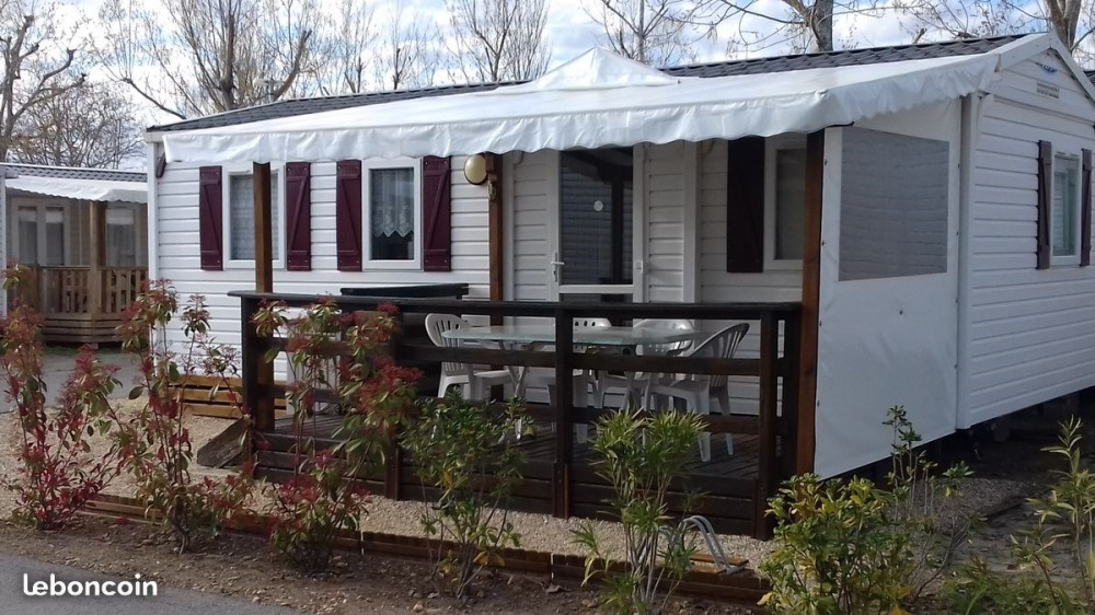 Mobil Home CLIMATISE 3 ch (6 pers) LA MARINE 4