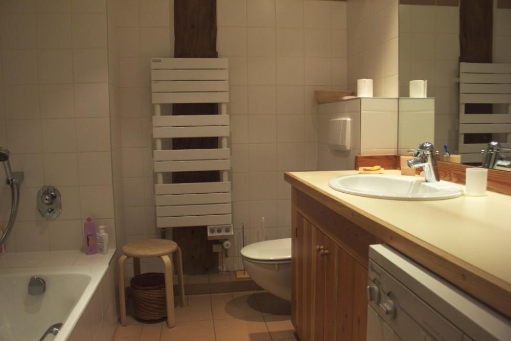 une salle de bains