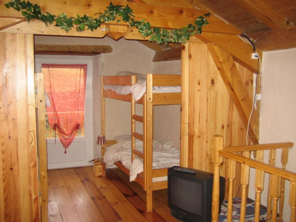 chambre coté nord