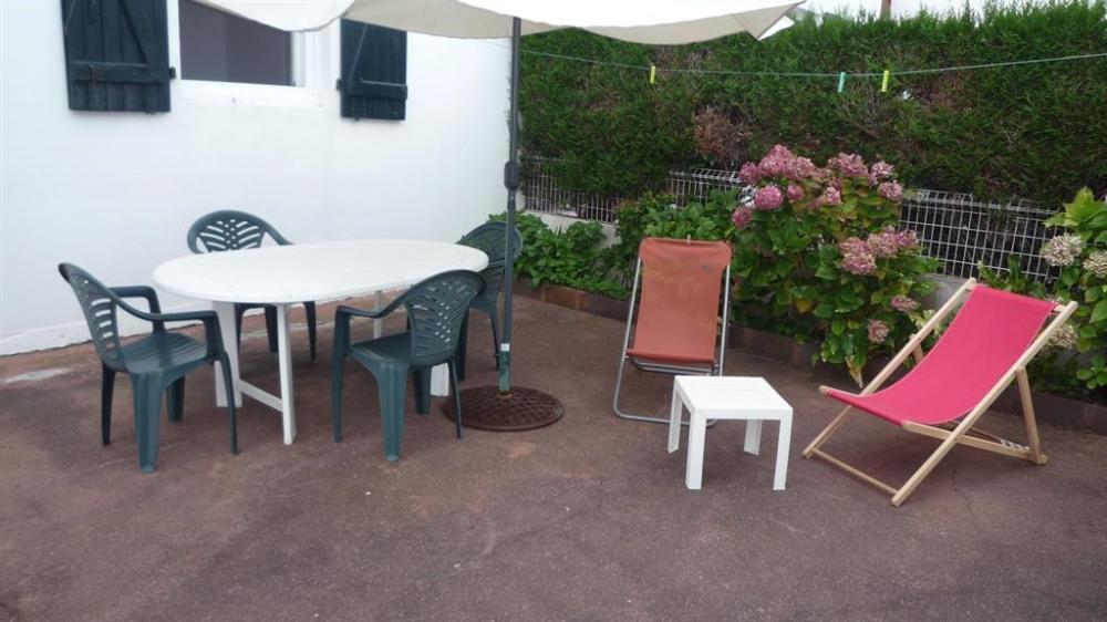 Location vacances Ciboure -  Appartement - 4 personnes - Chaise longue - Photo N° 1
