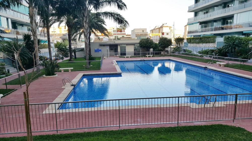 Location vacances Gandia -  Appartement - 4 personnes - Chaise longue - Photo N° 1