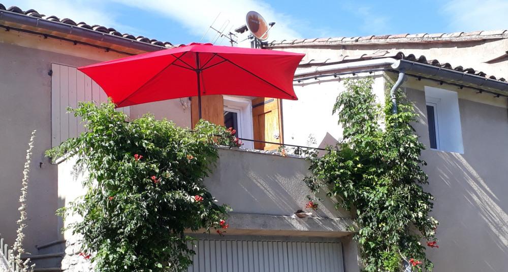 Location vacances Saint-Martin-de-Castillon -  Appartement - 3 personnes - Barbecue - Photo N° 1