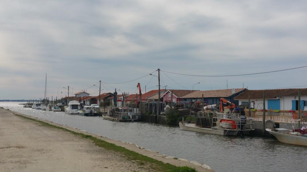 Port d'Audenge 2