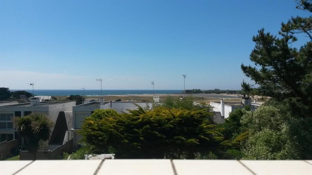 Location vacances Guidel -  Appartement - 5 personnes - Jardin - Photo N° 1
