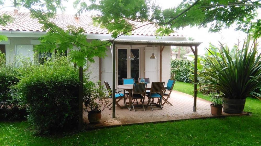 Location vacances La Teste-de-Buch -  Maison - 6 personnes - Barbecue - Photo N° 1