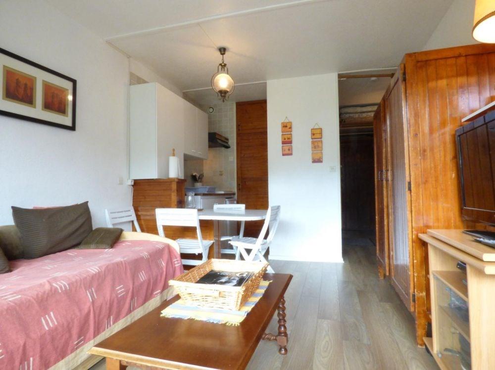 Arette La Pierre Saint Martin (64) - Résidence Arlas. Appartement studio - 24 m² environ- jusqu'à...