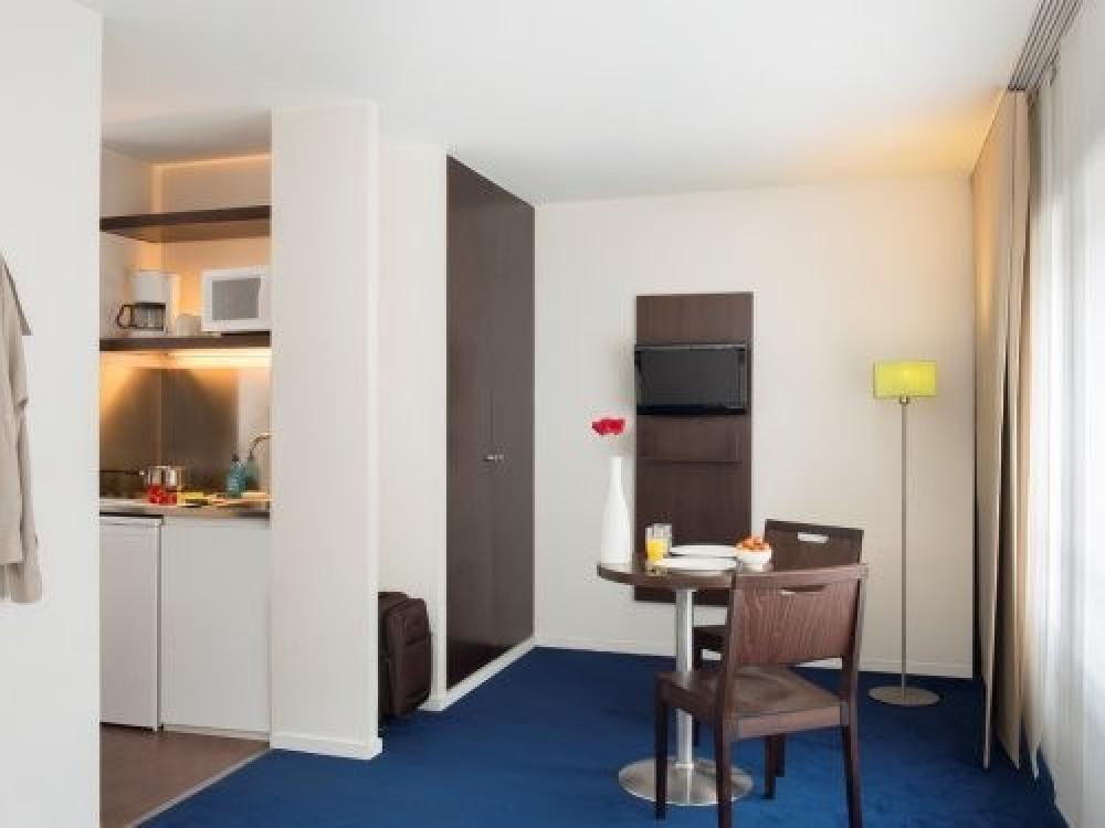 Adagio access Aparthotel Paris Bastille - Appartement Studio 2 personnes