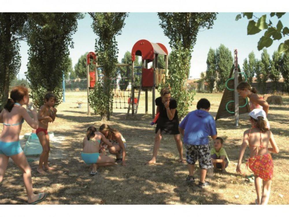 Camping 4* Airotel Oléron -MOBILHOME 6 personnes - 3 chambres (6-10 ans) (entre 6 et 10 ans)