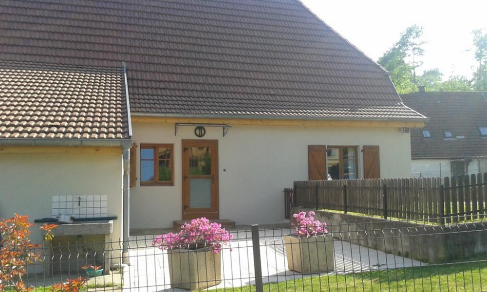 Holiday rentals Breitenbach - House - 4 persons - BBQ - Photo N° 1