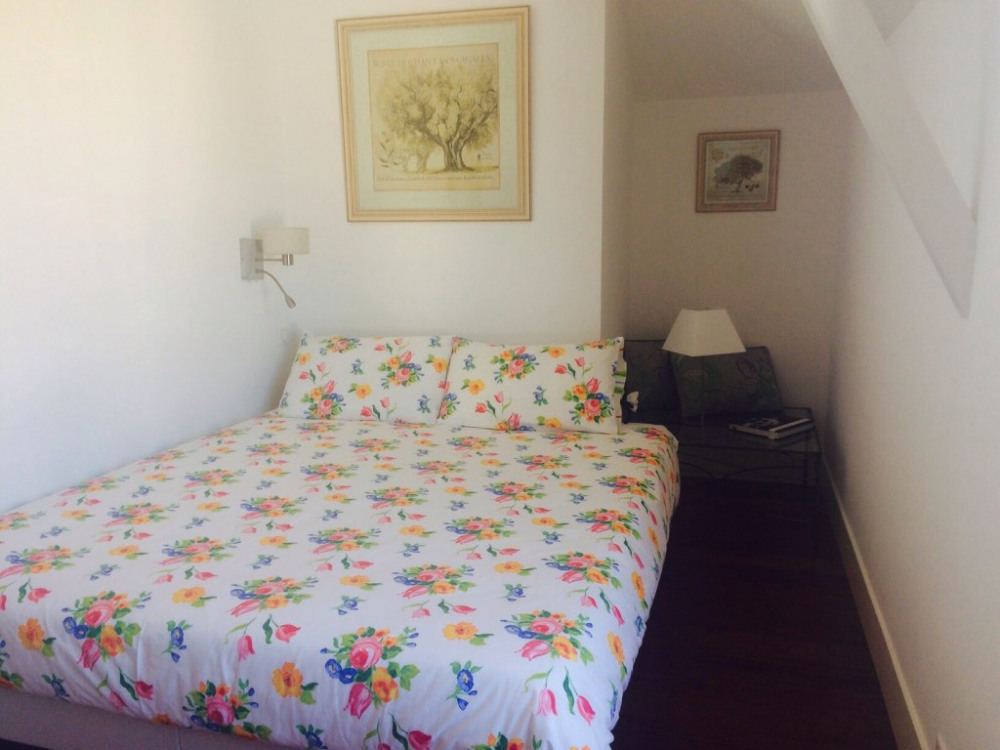 Chambre double 1 étage avec lit 160 séparable en lits jumeaux
