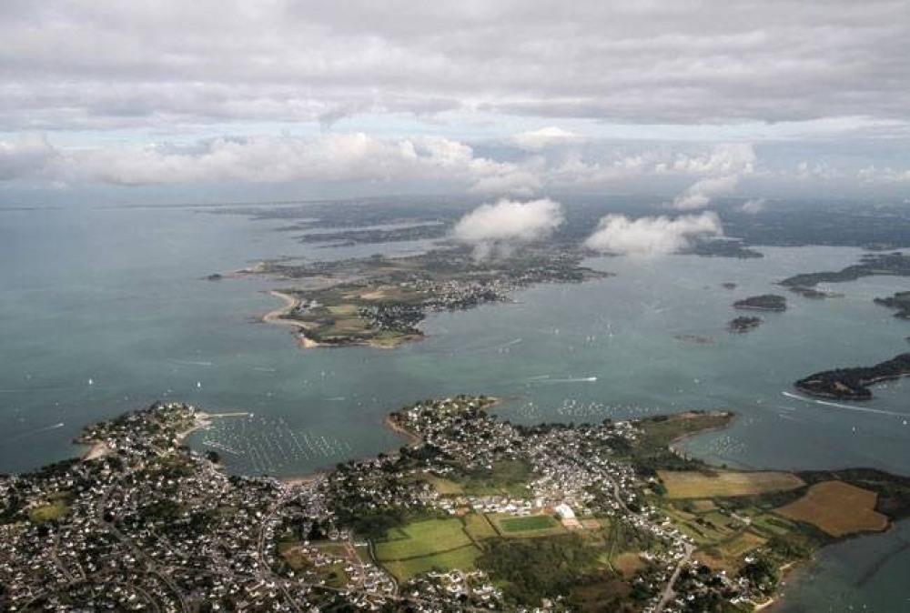 le golfe du Morbihan à 10 minutes