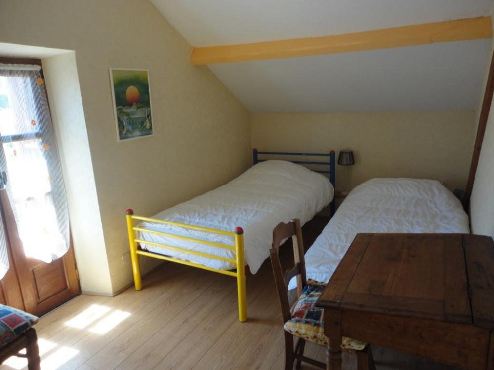 Chambre de l'étage