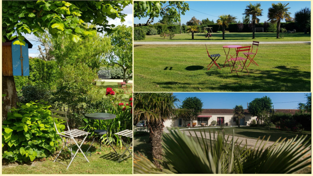 Location vacances Soulac-sur-Mer -  Appartement - 4 personnes - Barbecue - Photo N° 1