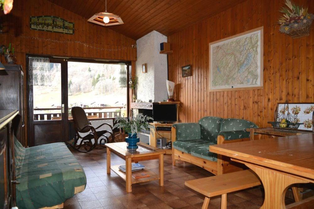 Le Grand Bornand 74 - Le Chinaillon Secteur Pistes - Résidence Orée des pistes B. Appartement 2 p...
