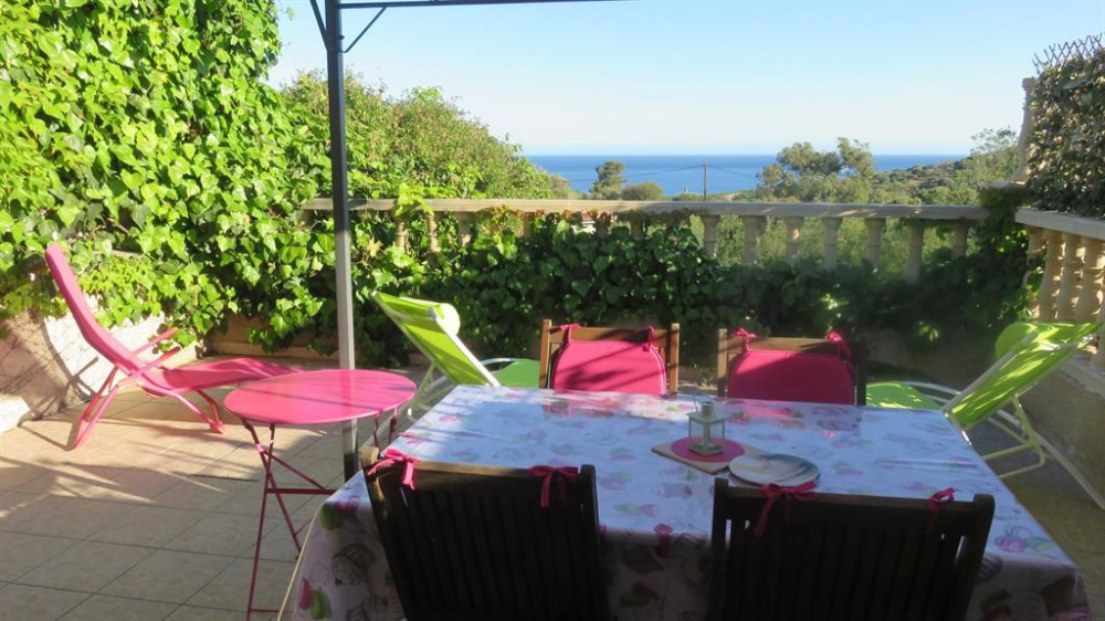 Holiday rentals Corbara - House - 3 persons - BBQ - Photo N° 1