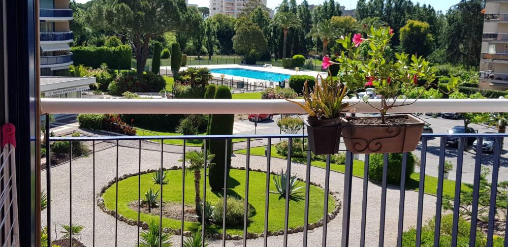 Location vacances Mandelieu-la-Napoule -  Appartement - 4 personnes -  - Photo N° 1