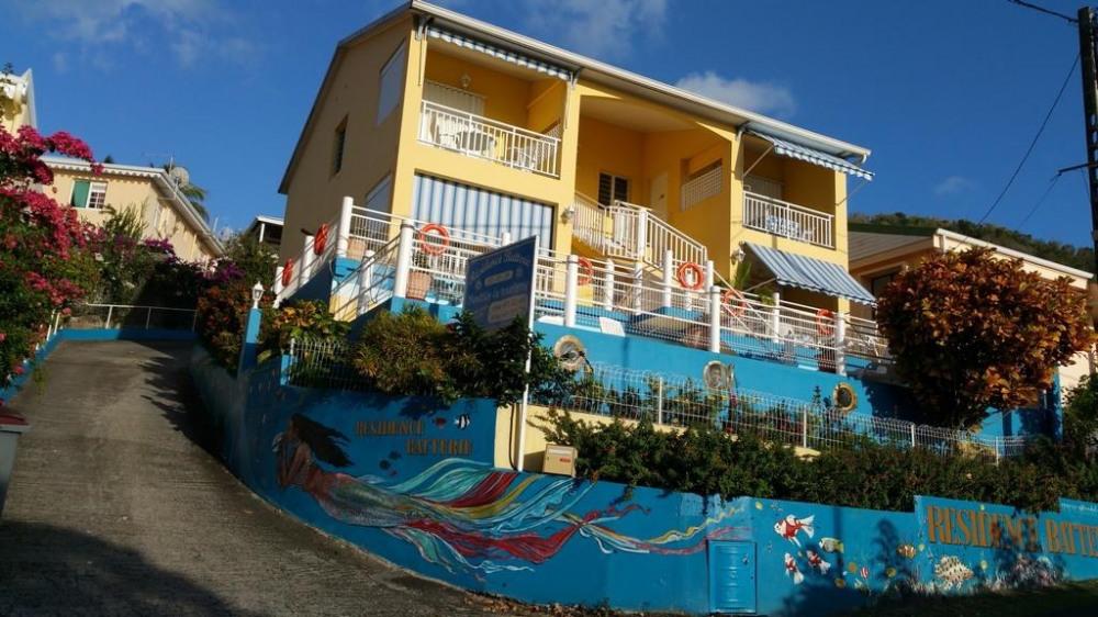 Appartement pour 4 pers. avec internet, Les Anses-d'Arlet