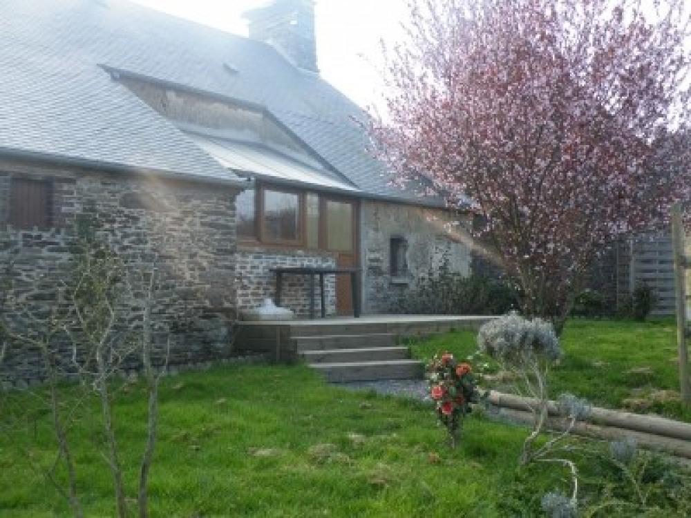 gite entre Saint-Lô et Bayeux - Cerisy-la-Forêt