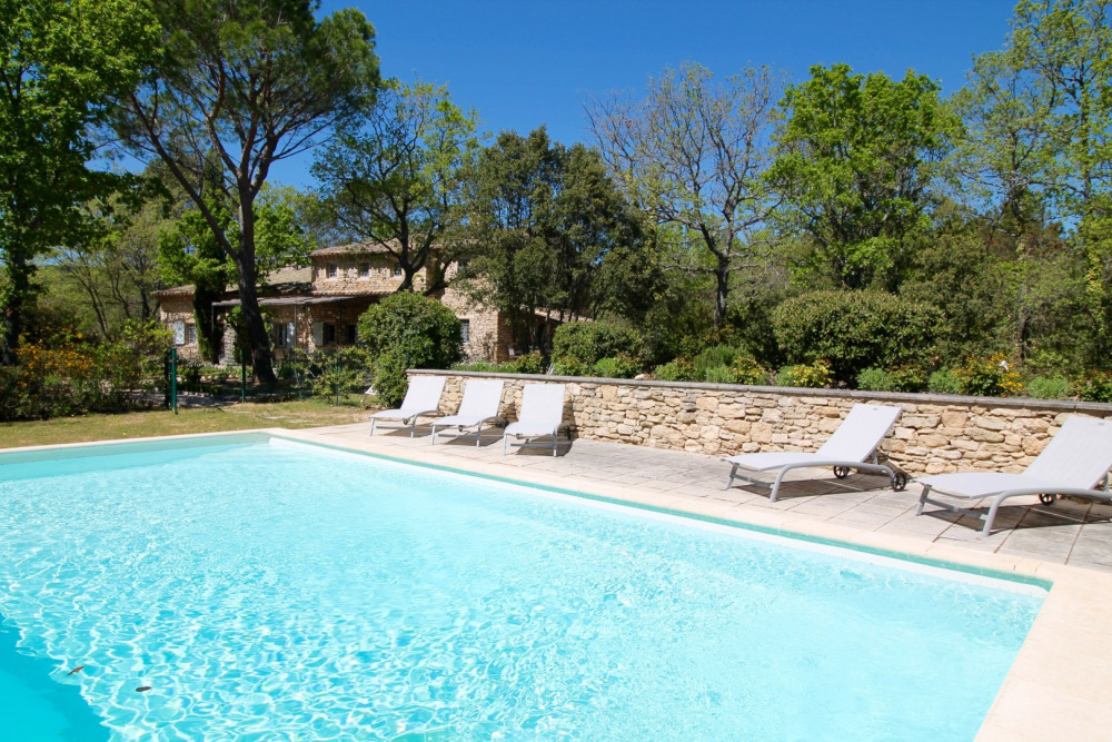 Mas de Véroncle et sa piscine privative