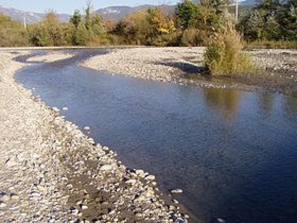 rivière de l'asse