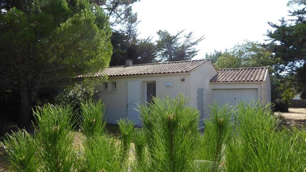 Maison pour 4 pers. avec parking privé, Saint-Georges-d'Oléron