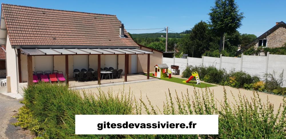 Location vacances Royère-de-Vassivière -  Gite - 12 personnes - Barbecue - Photo N° 1