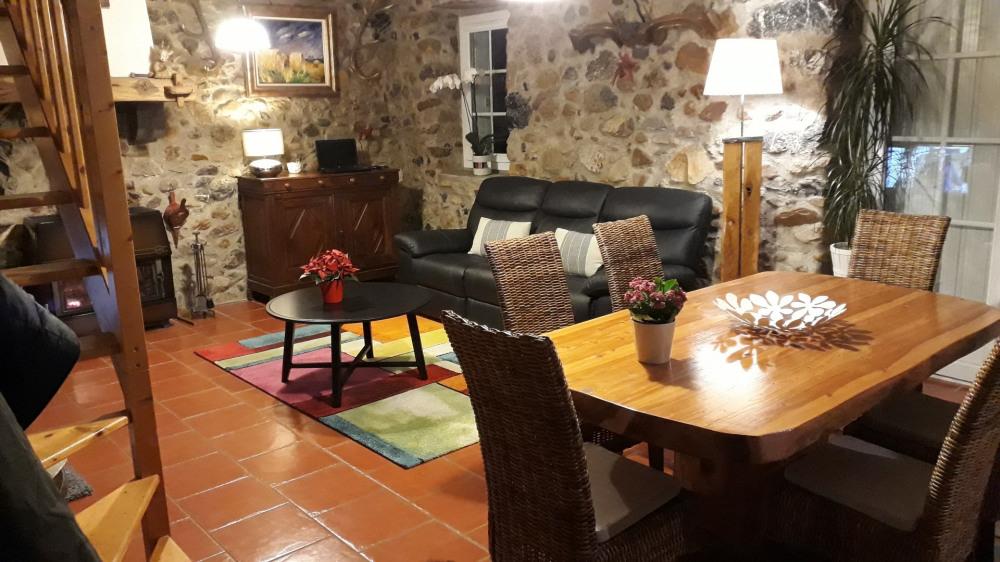 Gîte, Maison Montagne, en Barousse. Vacances, Hautes Pyrénées, balades,randos,pêche, nature,brâme du cerf - Antichan