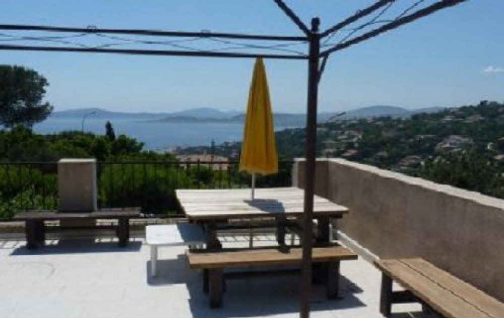Appartement avec vue sur la mer - Les Issambres - Var