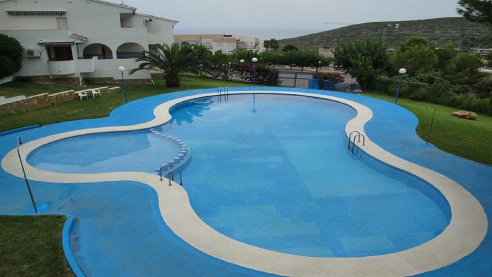 Location vacances Peníscola / Peñíscola -  Appartement - 4 personnes - Court de tennis - Photo N° 1