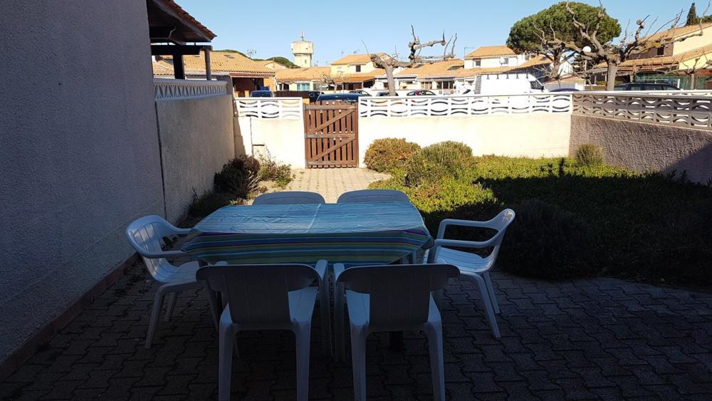 Location vacances Le Barcarès -  Maison - 6 personnes - Télévision - Photo N° 1