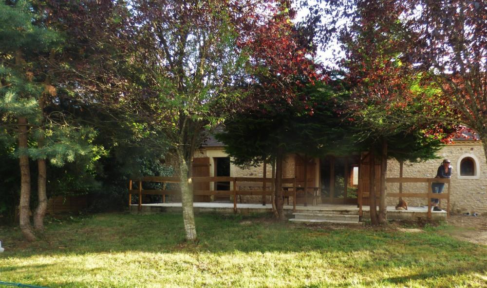Alquileres de vacaciones Rouffignac-Saint-Cernin-de-Reilhac - Cabaña - 6 personas - Jardín - Foto N° 1