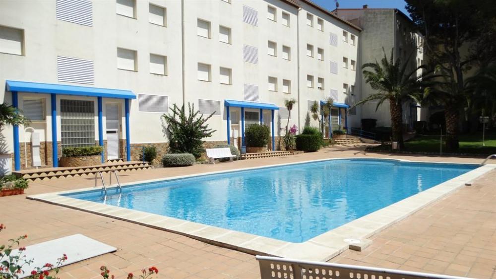 Location vacances l'Escala -  Appartement - 6 personnes - Jardin - Photo N° 1