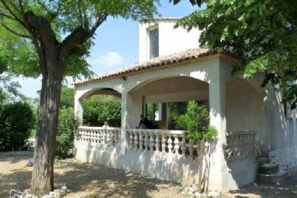 Maison Familiale avec Piscine en petite Camargue