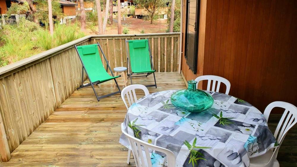 Affitti per le vacanze Carcans - Casa - 6 persone - Lounge chair - Foto N° 1