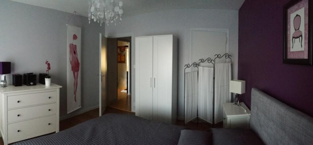 chambre à coucher unique - armoire + dressing