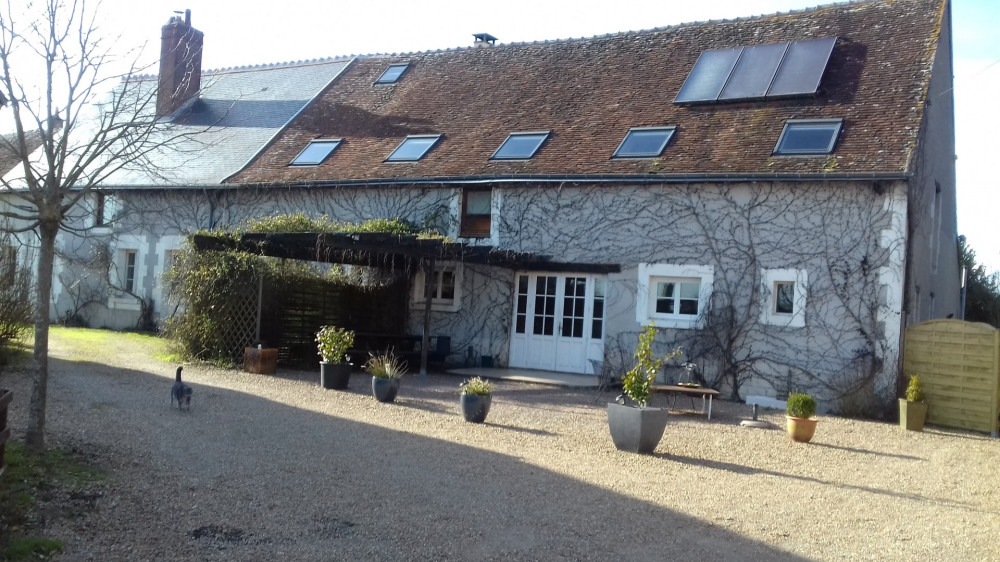 Holiday rentals Monnaie - Cottage - 20 persons - BBQ - Photo N° 1