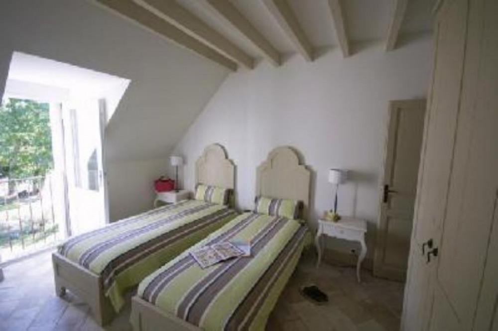 Une chambre côté sud