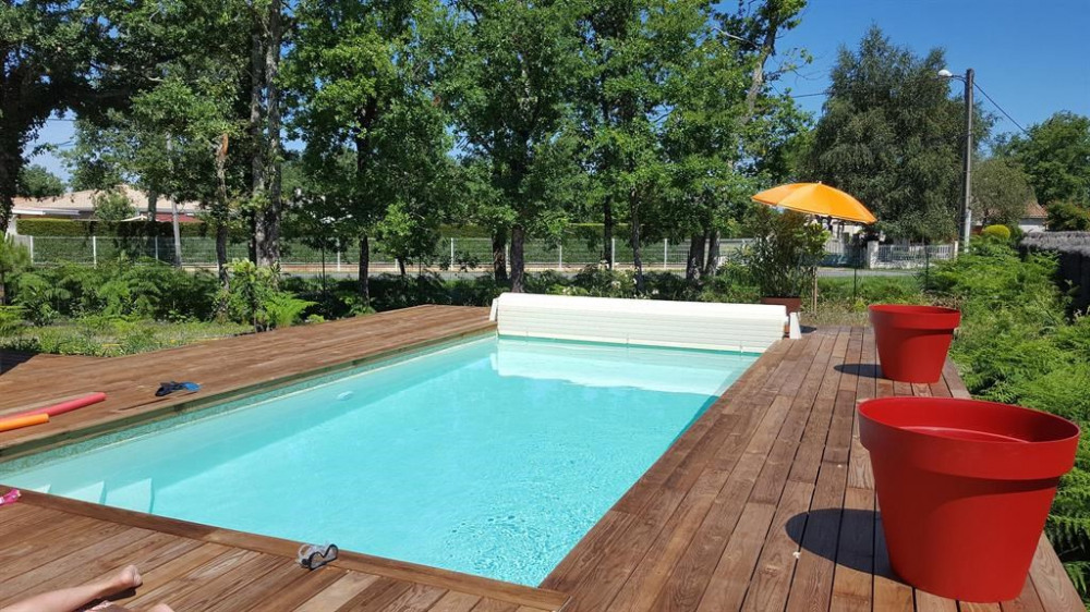 Location vacances Hourtin -  Maison - 9 personnes - Barbecue - Photo N° 1